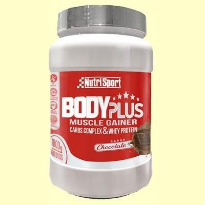 Body Plus Chocolate - 1800 gramos - Nutrisport