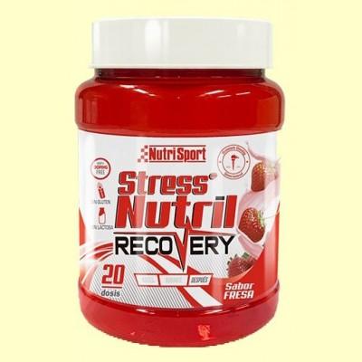 Stressnutril Fresa - 800 gramos - Nutrisport
