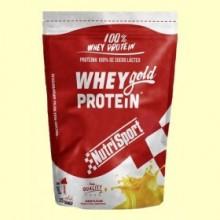 Whey Gold Protein Yogur Plátano - 500 gramos - Nutrisport