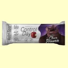 Barrita Control Day Chocolate Brownie - 44 gramos - NutriSport
