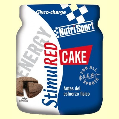 StimulRED Cake - 560 gramos - Nutrisport