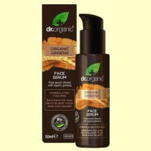 Serum Facial Hombres - Ginseng - 50 ml - Dr.Organic