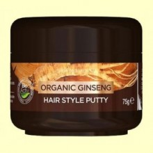 Cera Capilar Hombres Hair Style - Ginseng - 75 ml - Dr.Organic