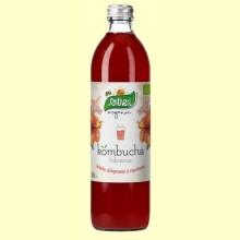Kombucha Hibiscus Bio - 500 ml - Santiveri