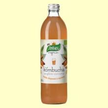 Kombucha Cúrcuma y Jengibre Bio - 500 ml - Santiveri
