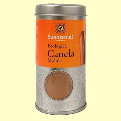 Canela Ceilán molida en lata Bio - 40 gramos - Sonnentor