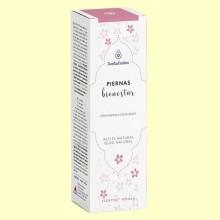 Aceite de masaje aromático Piernas Bienestar - 50 ml - Esential'arôms