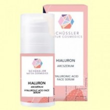 Serum Facial Ácido Hialurónico - 30 ml - Schüssler