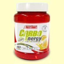Carbo Energy Limón - Oligosacaridos - 550 gramos - NutriSport