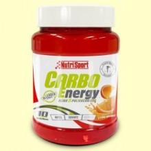 Carbo Energy Naranja - Oligosacaridos - 550 gramos - NutriSport
