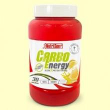 Carbo Energy Limón - Oligosacaridos - 1650 gramos - NutriSport