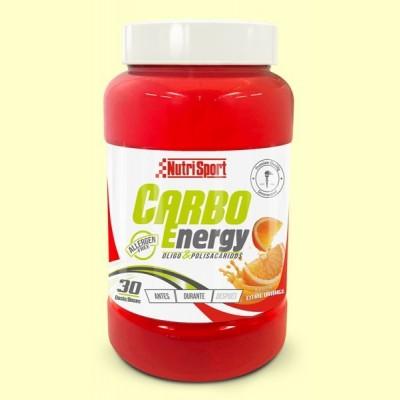 Carbo Energy Naranja - Oligosacaridos - 1650 gramos - NutriSport
