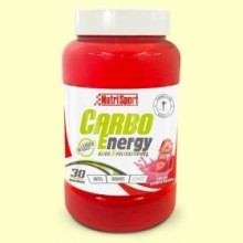 Carbo Energy Fresa - Oligosacaridos - 1650 gramos - NutriSport