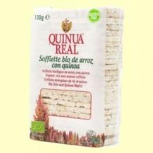 SoFfiette de Arroz con Quinoa Bio - 130 gramos - Quinua Real