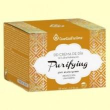 DD Crema de Día Purifying Bio - Piel Mixta-Grasa - Esential Aroms - 50 gramos