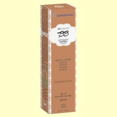 BB Cream Medium - Antiaging - 30 ml - Esential Aroms