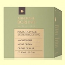NatuRoyale Biolifting Crema de Noche Reparadora - 50 ml - Anne Marie Börlind