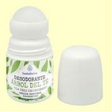Desodorante Árbol del Té - 50 ml - Esential Aroms