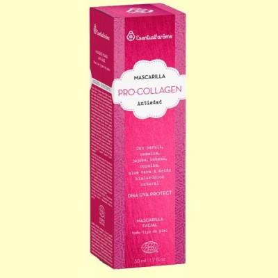 Mascarilla Facial Antiedad Pro-Collagen Bio - 50 ml - Esential Aroms