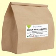 Caolín Arcilla Blanca - 400 gramos - Esential Aroms