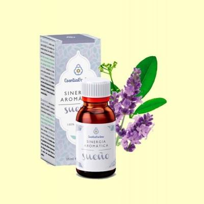 Sinergia Aromática Sueño - 15 ml - Esential'arôms