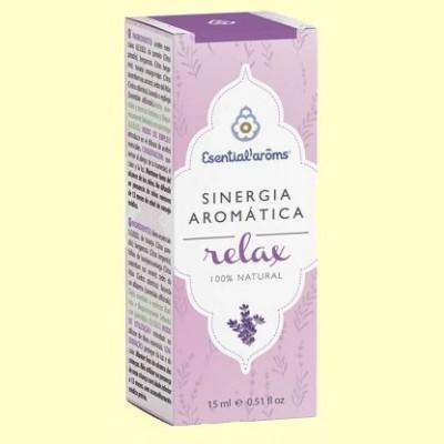 Sinergia Aromática Relax - 15 ml - Esential'Aroms