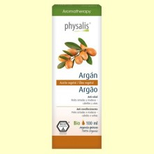 Argán Bio - Aceite vegetal - 100 ml - Physalis