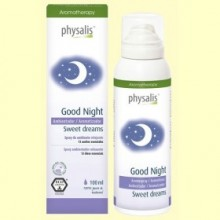 Ambientador Good Night Bio - 100 ml - Physalis