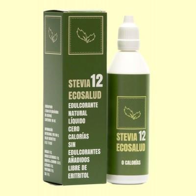 Stevia 12 - 90 ml - Stevia Ecosalud