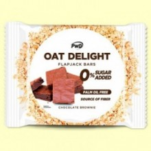 Barrita de Avena Oat Delight Chocolate Brownie - 1 barrita - PWD