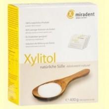 Xylitol Edulcorante - 100 sobres - Miradent