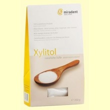 Xylitol Edulcorante - 350 gramos - Miradent