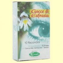 Agua de Eufrasia - Colirio - 10 monodosis - Sangalli