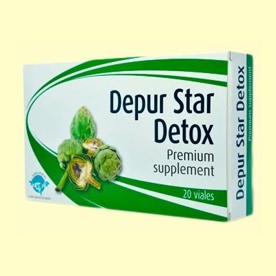 Depur Star Detox - Depurativo - 20 viales - Espadiet