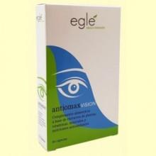 Antiomax Visión - 30 cápsulas - Egle
