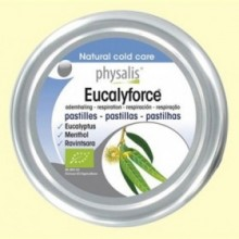 Eucalyforce Pastillas Bio - 45 gramos - Physalis
