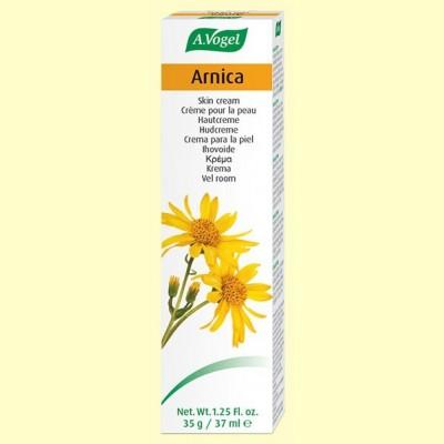 Crema Arnica - 35 gramos - A. Vogel