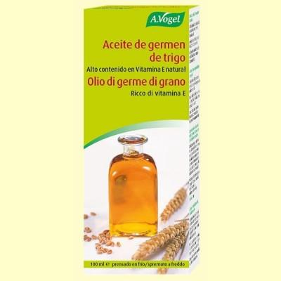 Aceite de Germen de Trigo - 100 ml - A. Vogel