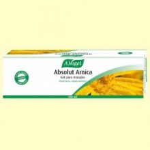 Absolut Arnica - Gel para masajes - 100 ml - A Vogel