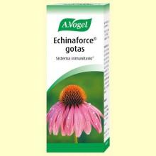 Echinaforce Gotas - Sistema Respiratorio - A. Vogel - 100 ml
