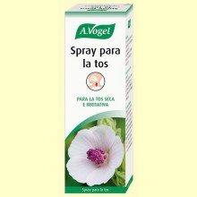Spray para la Tos - 30 ml - A. Vogel