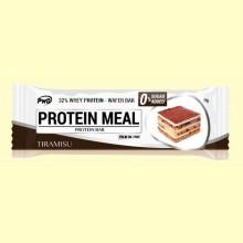 Protein Meal - Barritas Proteicas sabor Tiramisú - 1 barrita - PWD