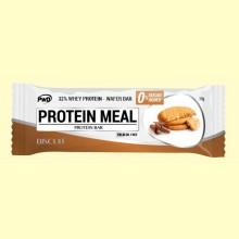 Protein Meal - Barritas Proteicas sabor Galleta - 1 barrita - PWD