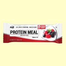 Protein Meal - Barritas Proteicas sabor Frutas del Bosque - 1 barrita - PWD