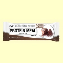 Protein Meal - Barritas Proteicas sabor Chocolate - 1 barrita - PWD