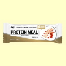 Protein Meal - Barritas Proteicas sabor Banoffee - 1 barrita - PWD