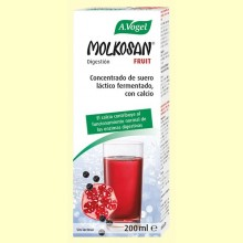 Molkosan Fruit - Flora intestinal - 200 ml - A.Vogel