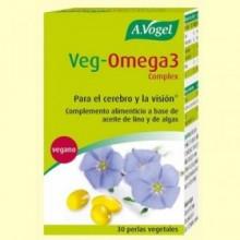 Omega-3 Complex - 30 cápsulas - A.Vogel