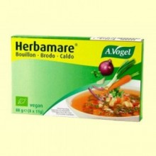 Herbamare Plantaforce 8 Cubitos - 88 gramos - A. Vogel
