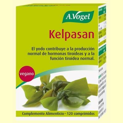 Kelpasan - 120 comprimidos - A. Vogel